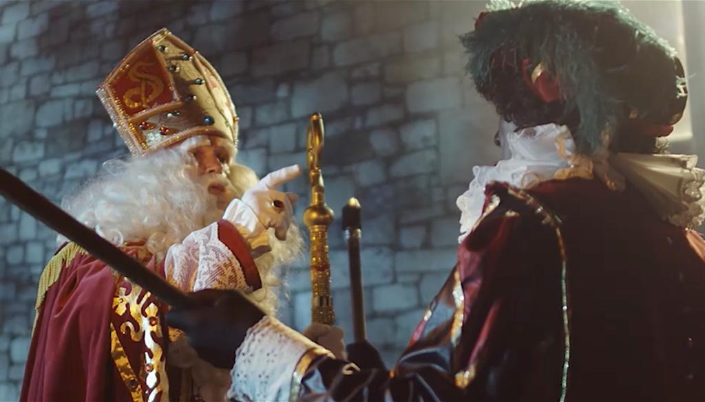 Loewie – Sinterklaas en de Blinde Man